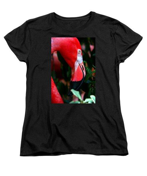 Women's T-Shirt (Standard Cut) featuring the photograph A Delicate Shade Of Power by Lon Casler Bixby