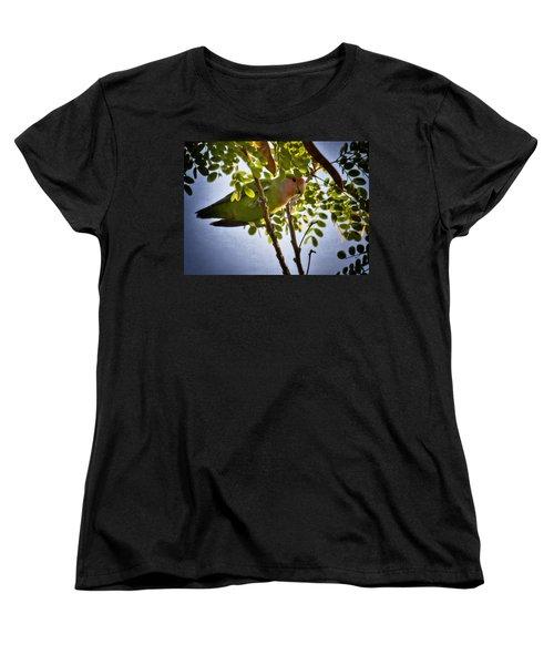 A Little Love  Women's T-Shirt (Standard Cut) by Saija  Lehtonen