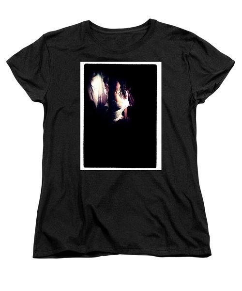 A Taste Of Film Noir Fetish Women's T-Shirt (Standard Cut) by Lon Casler Bixby