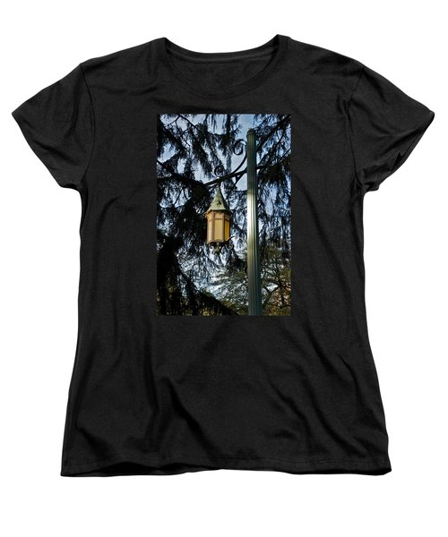 Women's T-Shirt (Standard Cut) featuring the photograph Akers Night by Joseph Yarbrough