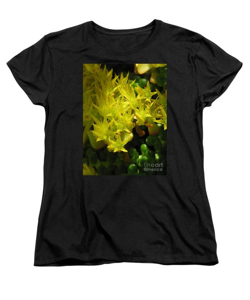 Women's T-Shirt (Standard Cut) featuring the photograph Almost Undersea by Rory Sagner