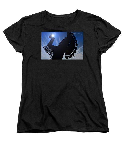 Apollo Women's T-Shirt (Standard Cut) by Brian Duram