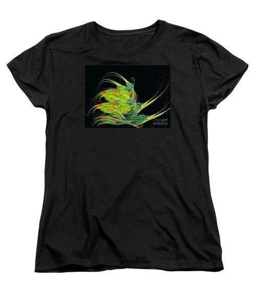 Argonaut Women's T-Shirt (Standard Cut) by Kim Sy Ok