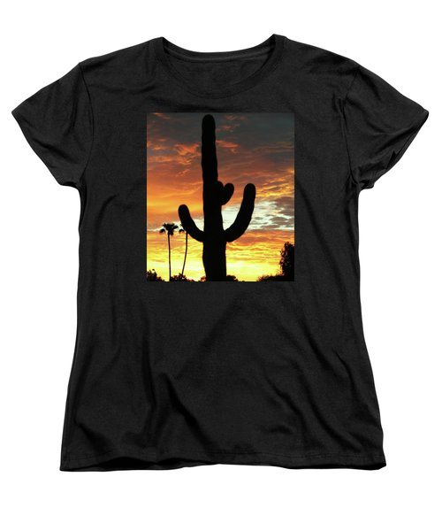 Arizona Sunrise 01 Women's T-Shirt (Standard Cut)