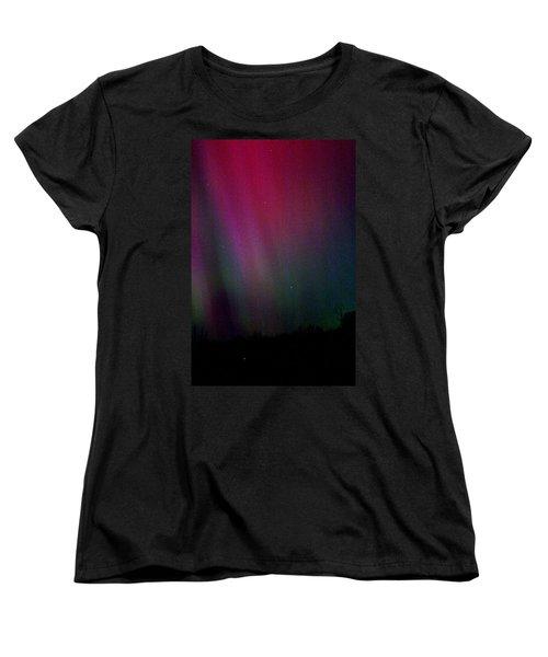 Aurora 03 Women's T-Shirt (Standard Cut) by Brent L Ander