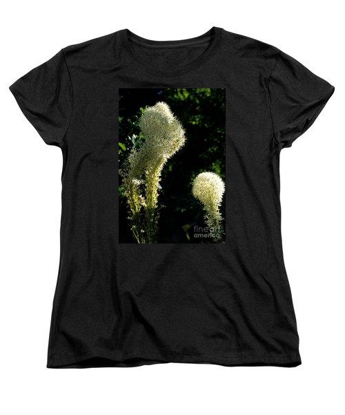Women's T-Shirt (Standard Cut) featuring the photograph Bear-grass I by Sharon Elliott