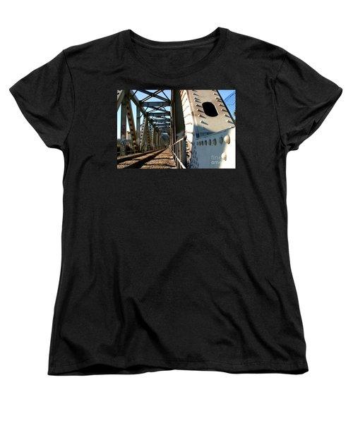 Bridge Women's T-Shirt (Standard Cut) by Henrik Lehnerer