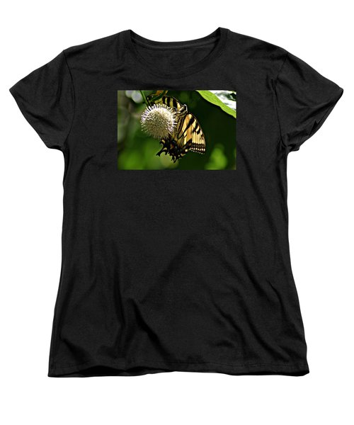 Butterfly 2 Women's T-Shirt (Standard Cut) by Joe Faherty
