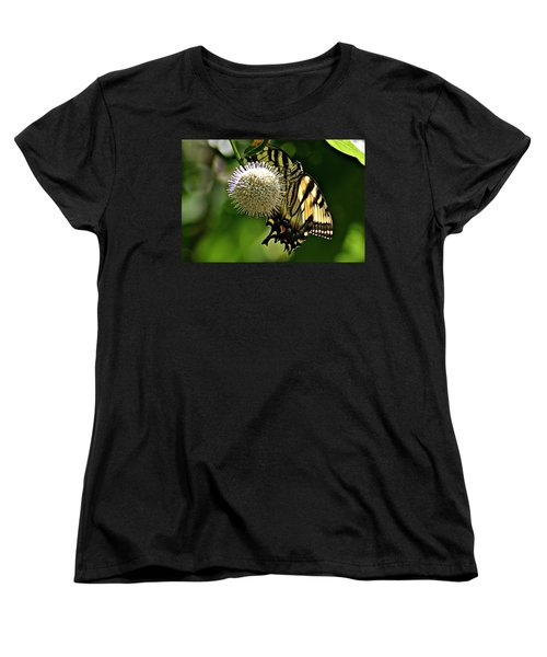 Butterfly 3 Women's T-Shirt (Standard Cut) by Joe Faherty