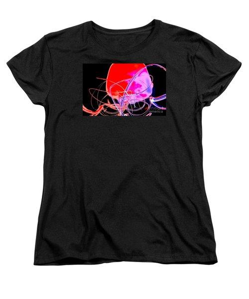 Women's T-Shirt (Standard Cut) featuring the photograph Cephalopod by Xn Tyler