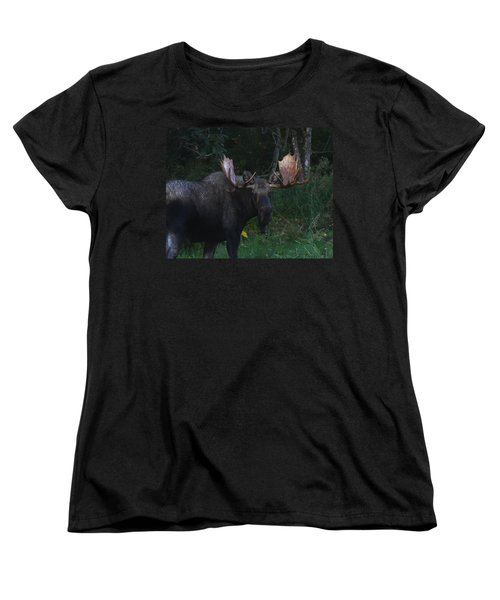 Women's T-Shirt (Standard Cut) featuring the photograph Checking You Out by Doug Lloyd