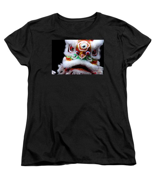 Chinese New Years Nyc 4705 Women's T-Shirt (Standard Cut) by Mark Gilman