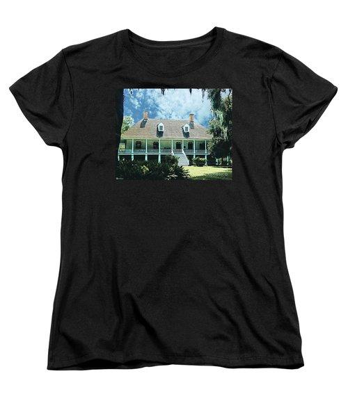 Circa 1750 Parlange Plantation New Roads La Women's T-Shirt (Standard Cut) by Lizi Beard-Ward