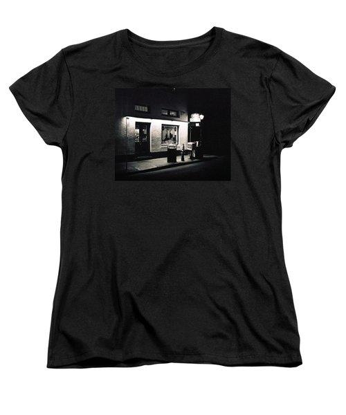 Clover Grill New Orleans Women's T-Shirt (Standard Cut)