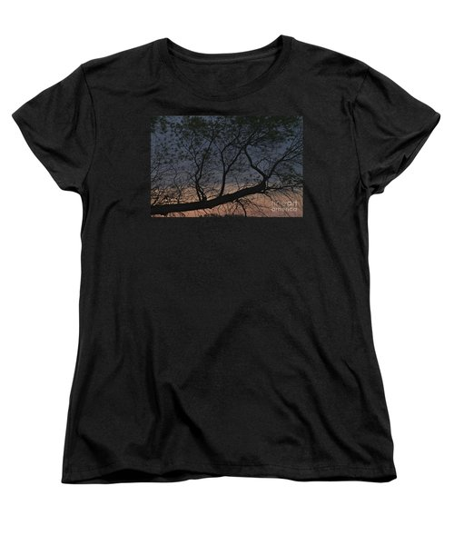 Women's T-Shirt (Standard Cut) featuring the photograph Dawn by William Norton