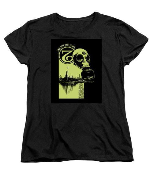 Digging Up The Past Women's T-Shirt (Standard Cut) by Tony Koehl