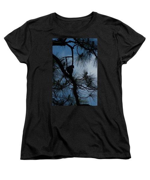 Women's T-Shirt (Standard Cut) featuring the photograph Dusk by Joseph Yarbrough