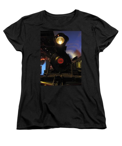 Engine No. 132 Women's T-Shirt (Standard Cut) by Keith Stokes