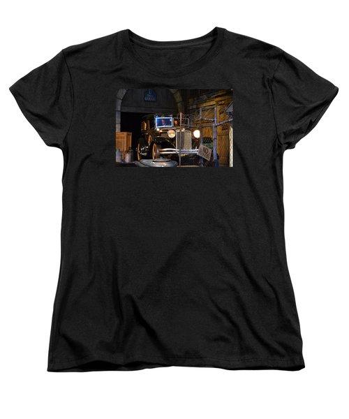 Gangsters Women's T-Shirt (Standard Cut) by Bonnie Myszka
