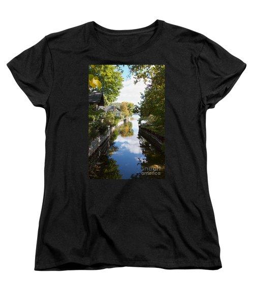 Glenora Point Women's T-Shirt (Standard Cut) by William Norton