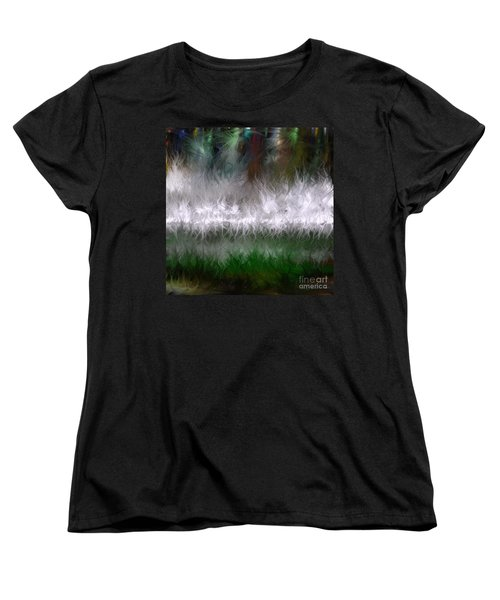 Growing Wild Women's T-Shirt (Standard Cut)