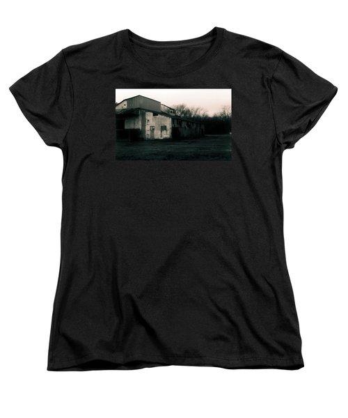 He Ginning Systems Women's T-Shirt (Standard Cut)