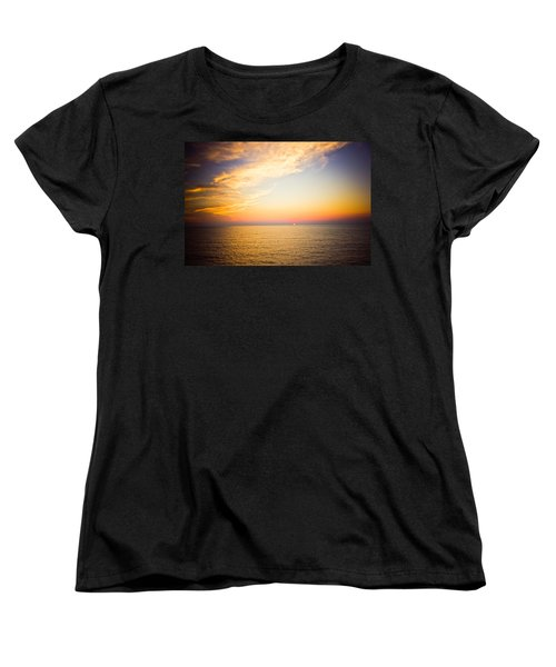 Women's T-Shirt (Standard Cut) featuring the photograph Heavenly by Sara Frank