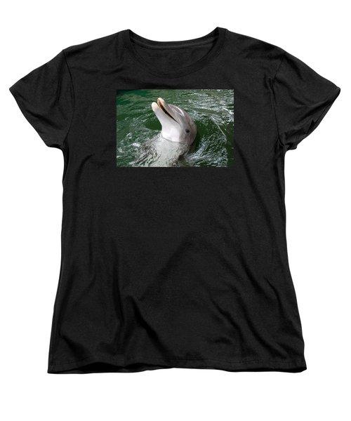 Hi Women's T-Shirt (Standard Cut)