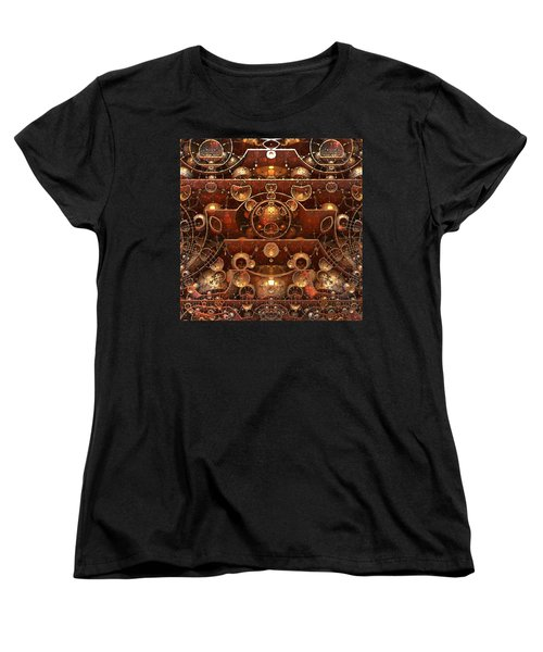In The Grand Scheme Of Things Women's T-Shirt (Standard Cut) by Lyle Hatch