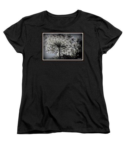 Intertwine Women's T-Shirt (Standard Cut) by Priscilla Richardson