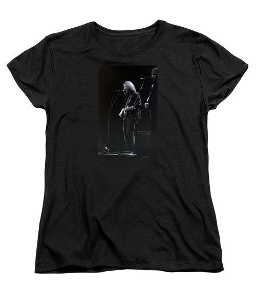 Women's T-Shirt (Standard Cut) featuring the photograph The Grateful Dead -  East Coast by Susan Carella