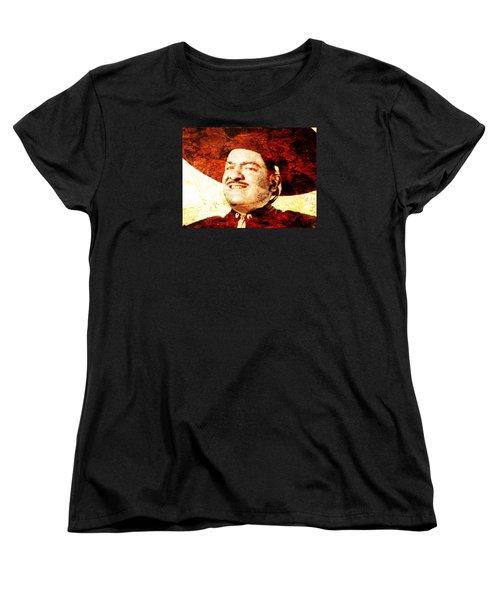 Jose Alfredo Jimenez Women's T-Shirt (Standard Cut)