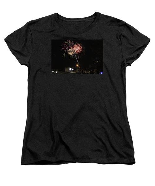 July 4th 2012 Women's T-Shirt (Standard Cut) by Tom Gort