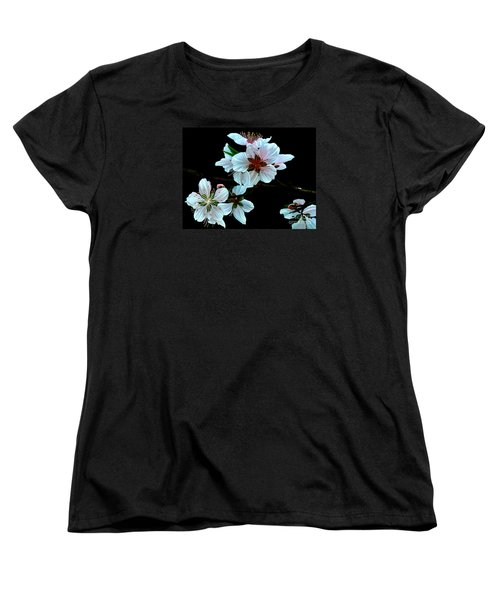 Just Peachy Women's T-Shirt (Standard Cut) by Patricia Griffin Brett