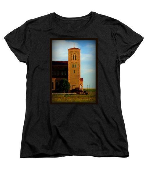 Kansas Architecture Women's T-Shirt (Standard Cut) by Jeanette C Landstrom