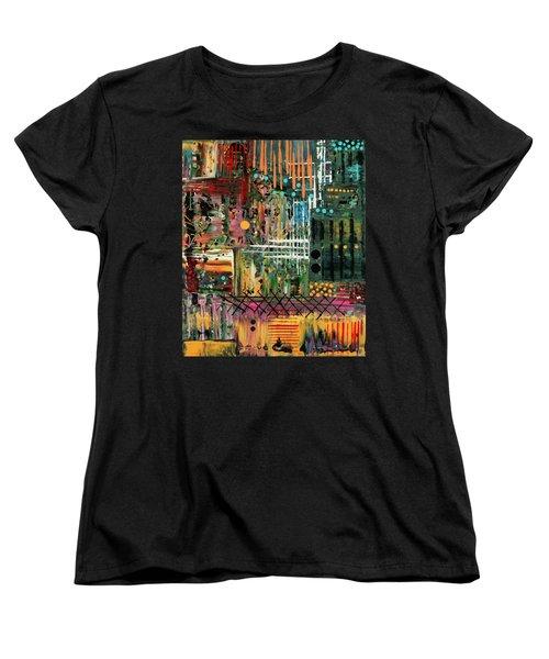 Kenya On My Mind Women's T-Shirt (Standard Cut)