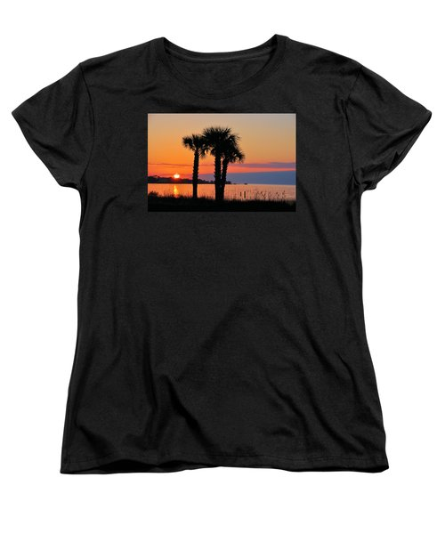 Land Of Heart's Desire Women's T-Shirt (Standard Cut) by Jan Amiss Photography