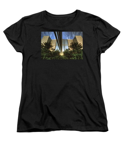 Women's T-Shirt (Standard Cut) featuring the photograph Mayo Squared by Tom Gort