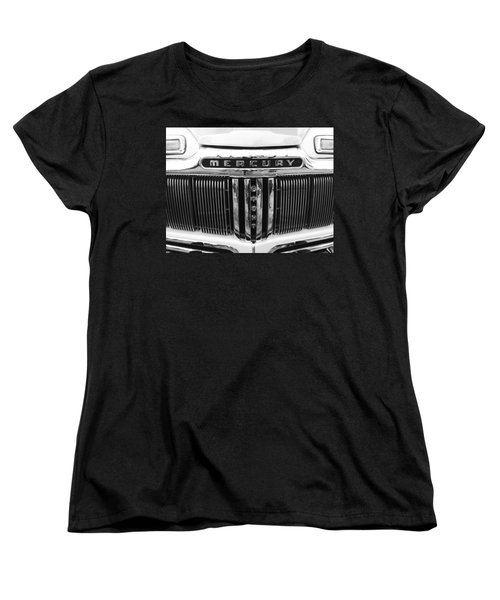 Women's T-Shirt (Standard Cut) featuring the photograph Mercury Grill  by Kym Backland
