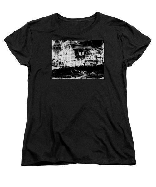 Metropolis Nacht Women's T-Shirt (Standard Cut)