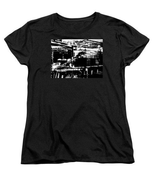 Metropolis Zurich 1 Women's T-Shirt (Standard Cut)
