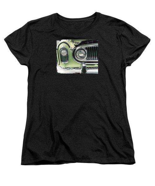 Women's T-Shirt (Standard Cut) featuring the photograph Nash Nose by John Schneider