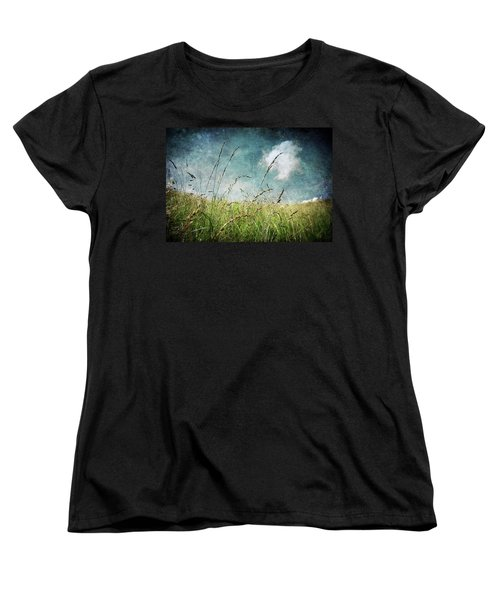 Women's T-Shirt (Standard Cut) featuring the photograph Nature by Laura Melis