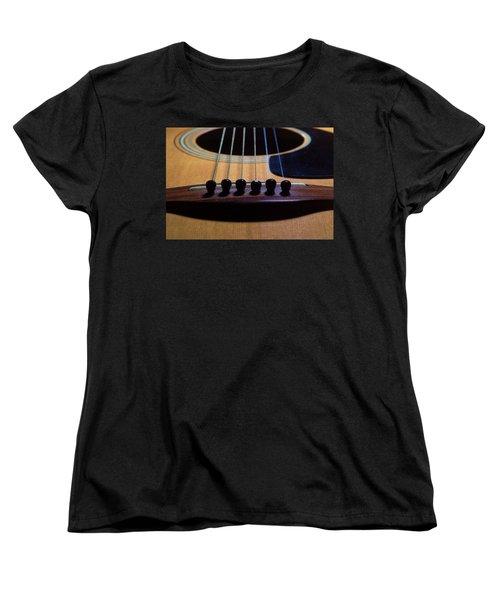 Odd Man Out Women's T-Shirt (Standard Cut) by Joe Kozlowski