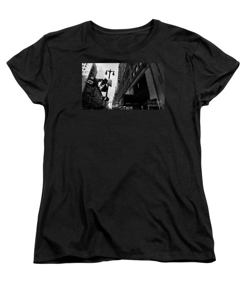 Women's T-Shirt (Standard Cut) featuring the photograph Orpheum Theater by Nina Prommer