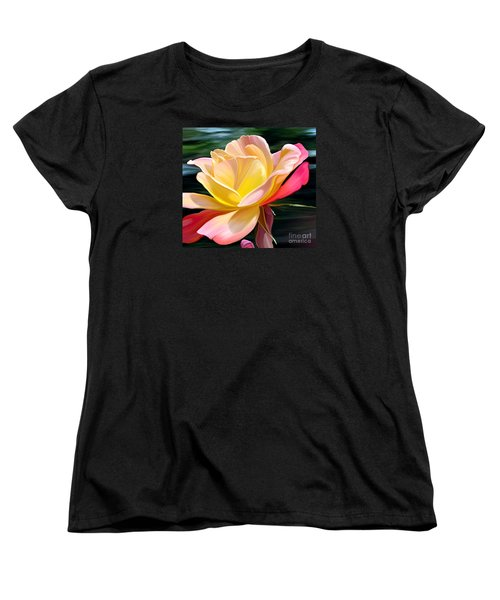 Peace Women's T-Shirt (Standard Cut) by Patricia Griffin Brett
