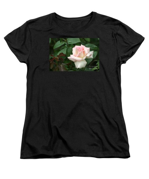 Pink Promise Women's T-Shirt (Standard Cut) by Living Color Photography Lorraine Lynch