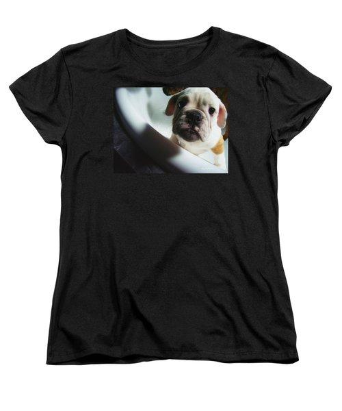 Plea For Help Women's T-Shirt (Standard Cut) by Jeanette C Landstrom