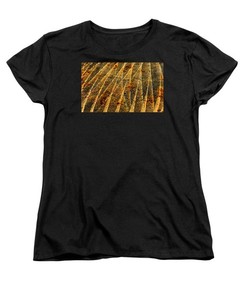 Points Of Light Women's T-Shirt (Standard Cut) by Susan Capuano