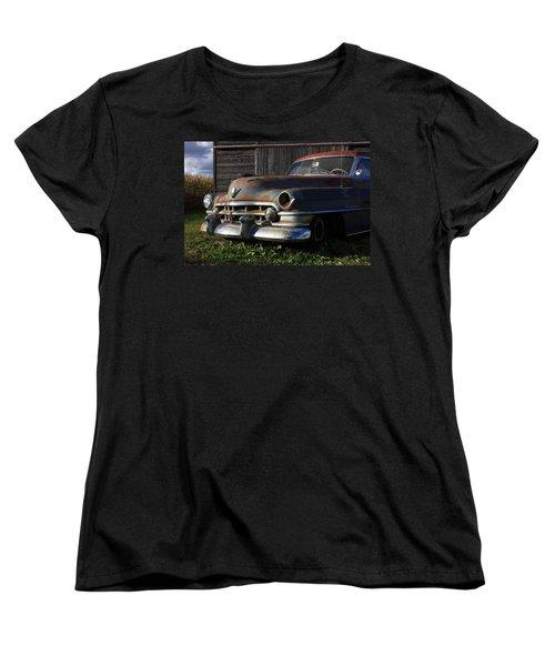 Retired Women's T-Shirt (Standard Cut) by Lyle Hatch